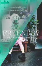 friends? || yoonseok  by __rick