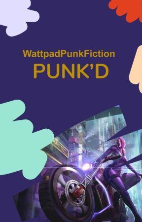 Punk'd by Wattpunk