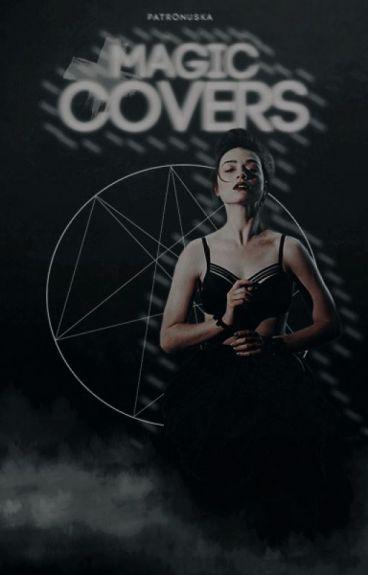 magic covers ☯ open
