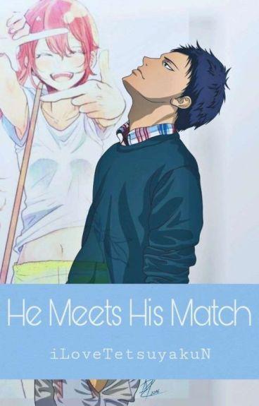 He Meets His Match [Kuroko no Basket Fanfiction: Aomine Daiki]