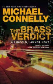 The Brass Verdict (Harry Bosch Series #14 & Mickey Haller Series #2) by giafeseby