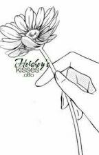 Hershey's Kisses by flowercaptain