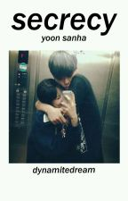 secrecy * yoon sanha by dynamitedream
