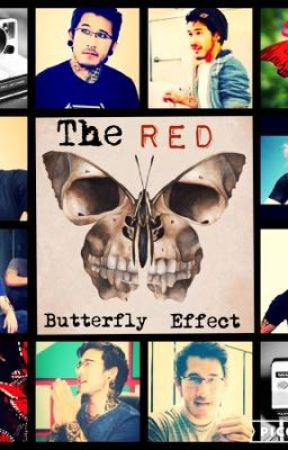 The RED Butterfly Effect (Markiplier Life Is Strange FanFiction.) by ZombieChick130