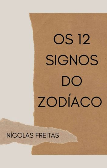 Os 12 Signos do Zodíaco