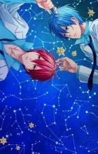 {Transfic - AkaKuro Oneshot} Thần Tình Yêu Và Mục Tiêu Của Cậu by Asahi_148