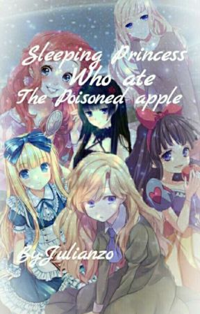 Sleeping princess Who Ate The Poisoned Apple by julianzo