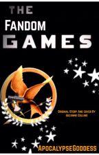 The Fandom Games (A Hunger Games Parody) by dapperdualies