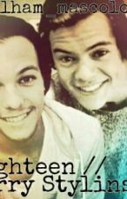 Eighteen // Larry Stylinson by Ilham_Mascolo