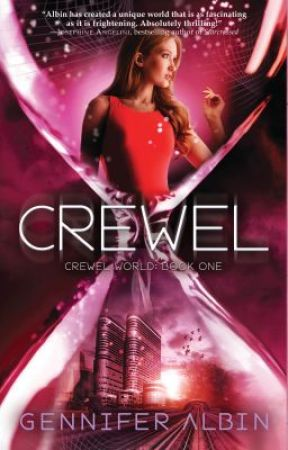 Crewel by GenniferAlbin