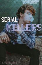 serial killers K.L - J.C (Jian) by hellometoo