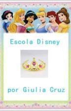 Escola Disney by GiuliaCruz