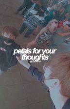 petals for your thoughts | wonhui by -gotsevens