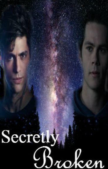 Secretly Broken [Alex Lightwood/Stiles Stilinski]