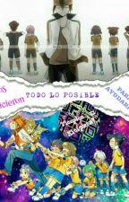 Ellos Hicieron Todo Lo Posible Para Ayudarme ( Inazuma Eleven Go)  by Vicepica_21