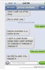 Hunger games funny! by Fantastywrites4