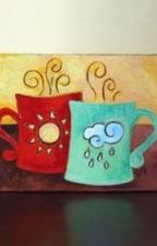 Two Cups of Coffee by InsaneParadise