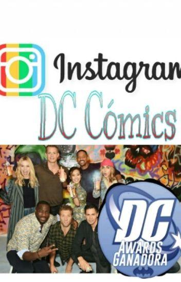 Instagram DC Cómics Universe #DcComicsAwards