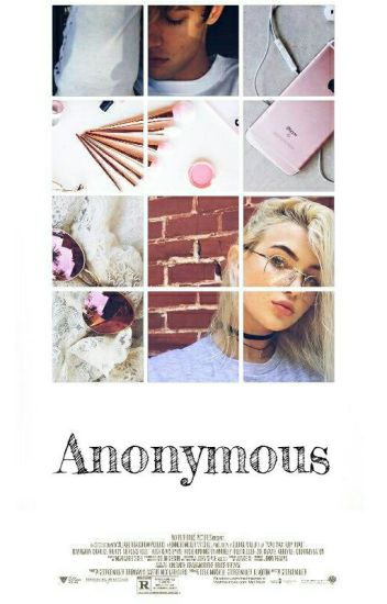 ANONYMOUS//Cameron dallas #Wattys2017