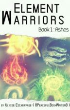 Element Warriors, Book 1: Ashes by 8PeacefulBookWriter8