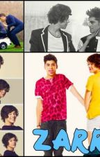 Zarry one shot by booklover098
