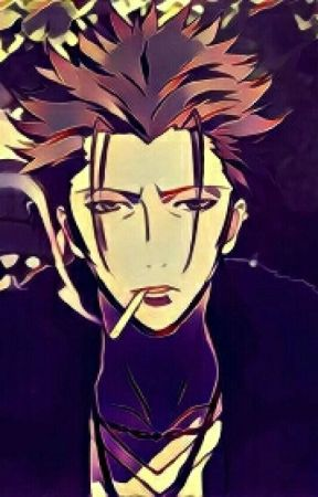 Smoking Love (Mikoto Suoh x Reader) by TheAngelofWriting