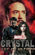 Crystal (Steve Rogers): Age Of Ultron by WhiteSuntou