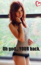 Oh god... YOUR back.- Damon Salvatore Love Story by DamonSalvatoreLuver