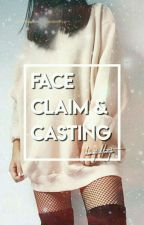 Face Claim & Casting  by -icemeltsx