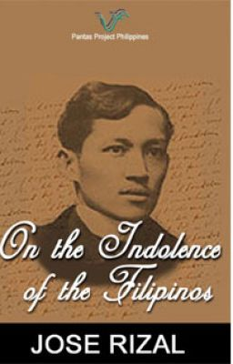 background of indolence of the filipinos Indolence (laziness or slothfulness) is a stereotype and a racial slur the use of a term like this implies that everyone in the islands is lazy that is obviously not the case such a term cannot.