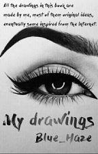 My Drawings by Blue_Haze_14