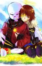 Scared to Surface (Underfell Sans x Reader) by CompletelyMad