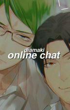 «Online Chat» [Midotaka] by AraSeragakx