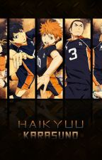 Haikyuu x reader by ElenaRoxana3
