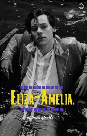 Eliza-Amelia. by Giselle408