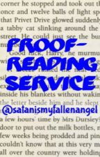 Beta-Reading (closed bc college) by satanismyfallenangel