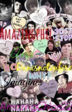 AmazingPhil and Danisnotonfire imagines <3 by AmazingChloe22