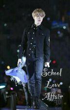 School love Affair ( Jin One Shot) by KINGJEON97