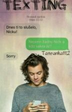 Larry Stylinson *Texting* by Tatranka112