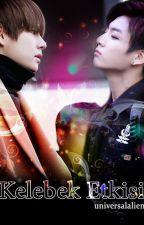'Kelebek Etkisi' ~ Kim Taehyung by universalalien