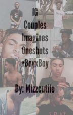 IG Couples Imagines |BxB| by mizzcutiie
