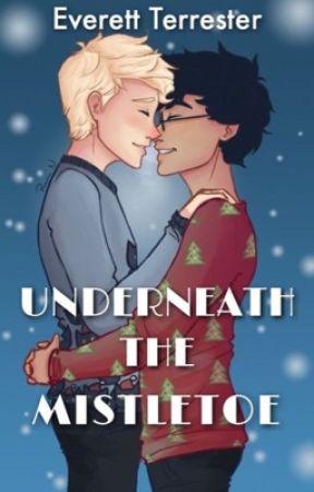 Underneath the Mistletoe[Drarry] by Clair3va