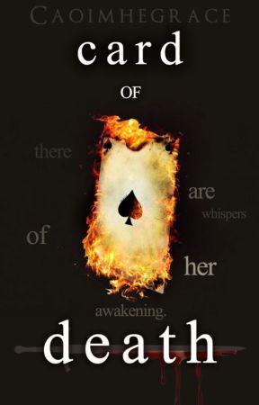 Card of Death [A Goddess of Death novel] by CaoimheGrace
