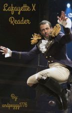 Lafayette X Reader by andpeggy1776
