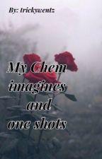 Book Of One Shots(MCR) by AdriannaDias
