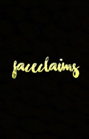 ✰ face claims ™ ✰   by hollcnds