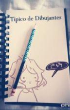 Típico de Dibujantes by Nyanko_San