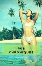 PUB-Chronique 🌻 ( GIGA MEGA PAUSE) by Perfect_w