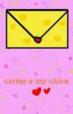 cartas a toy chica ( freddy x toy chica ) by marichan280