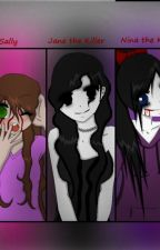 creepypasta girlfriend scenarios by bloody_music